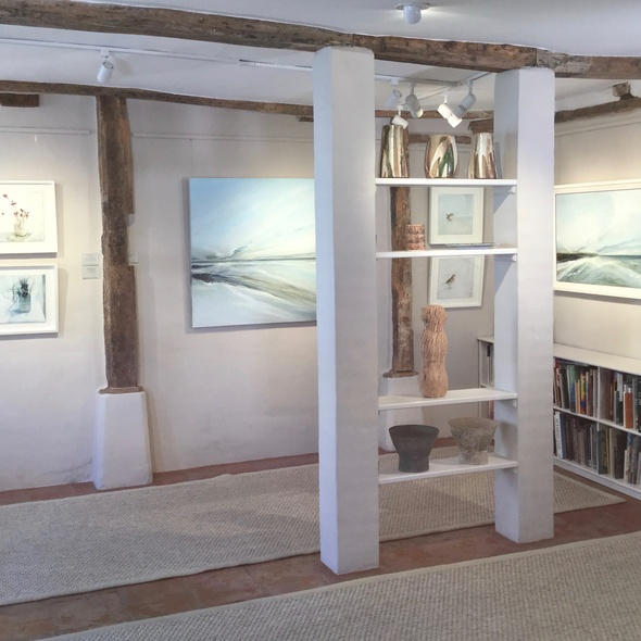 Jane Skingley: Open Studios Exhibition in Kingsclere