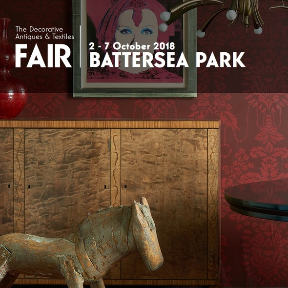 The Autumn Decorative Fair, Battersea