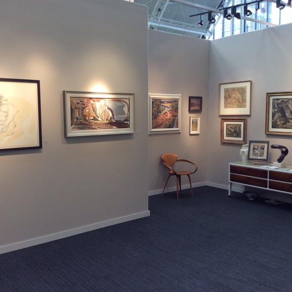London Art Fair 2015